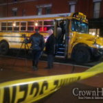 11-Year-Old Girl Struck by School Bus