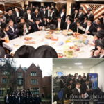 London Yeshiva Flies to New York for Yud Shvat