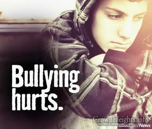A national spotlight has focused on bullying, mainly in schools, but also at home and in the workplace. (Stop.Bullying.gov/PSA)