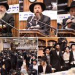 Photos: Yud Shvat Farbrengen in 770