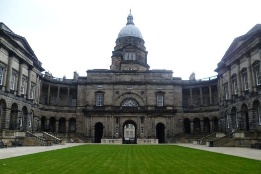 University of Edinburgh, Scotland