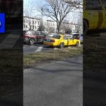 Video: Cops Disguise as Taxi to Give More Tickets