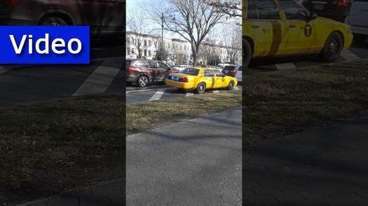 cop taxi
