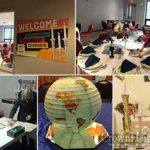 International Shabbos Dinner Unites Thousands