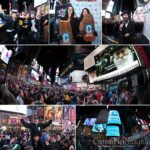 Photos: CTeen Takes On Times Square
