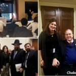 Chabad Lobbies for Disability Services on Capitol Hill