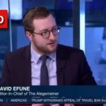 Video: Algemeiner's Dovid Efune on Combating ISIS