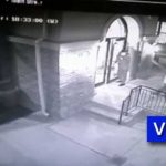 VIDEO: Man's Clothes Stolen in Friday Night Robbery