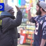 Video: Super Bowl Party for the Homeless