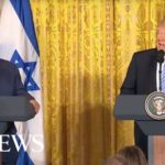 Video: Trump and Netanyahu Joint Press Conference