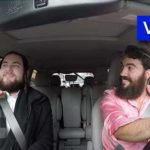 Video: Carpool Karaoke with Shmueli Ungar