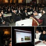 Bochurim Learn About the Rebbe's Youth