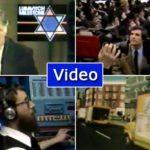 Video: CBS News Report on 1980 Farbrengen