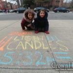Picture of the Day: #ChalkShabbat