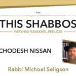 Shabbos at the Besht: Chodesh Nissan