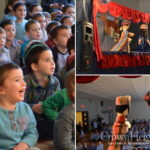 Photos and Video: Adar Joy Begins at ULY