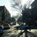 Dead Woman Found on Sidewalk Wrapped in Blanket