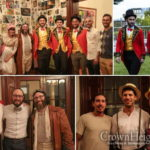Young Jews in Sydney Experience Vintage Purim