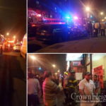 Fire Breaks Out at Crowded Pizzeria
