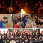 110 Jewish Students Unite at Virginia Shabbaton
