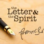 Weekly Letter: Coming to Terms with Loss