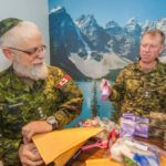 Purim Celebrated in the Canadian Armed Forces