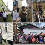 Massachusetts Teens Help Rebuild New Orleans Homes