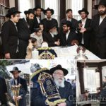 Pape Family Completes New Sefer Torah