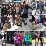 Photos: Purim on the Streets of Crown Heights #1