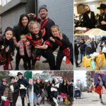 Photos: Purim on the Streets of Crown Heights #2