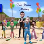Video: Animated Purim Medley