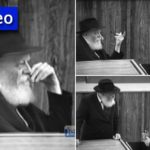 Rare Video of the Rebbe Goes Viral