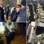 42 Headstones Found Toppled Over, Police Say not Vandalisim