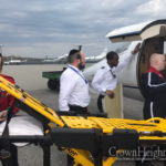 Critically Injured Bochur Flown to New York
