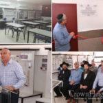 Kfar Chabad Yeshiva Gets New Electrical Workshop