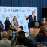 Mayor Proposes Free Pre-K for All 3-Year-Olds