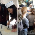 International Media Tours Kfar Chabad Matzah Bakery