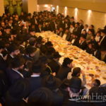 Photos: Paris Farbrengs for Yud Aleph Nissan