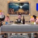Video: Animated Pesach Medley