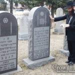 Chabad Rabbi Returns to Roots in North Dakota