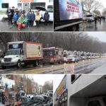 Rain Doesn't Dampen Mitzvah Tank Parade