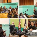 Police Commish. Visits Crown Heights, Hears Concerns