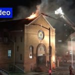 Fire Rips Through Chabad-Run Shul in Sea-Gate