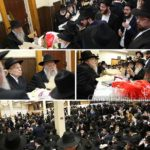 Photos: Seudas Moshiach in 770