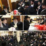 Photos: Seudas Moshiach in 770