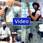 Video: Who Said Jewish School Can't Be Fun?