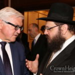 Rabbi of Berlin: Kipa Should be Worn with Pride