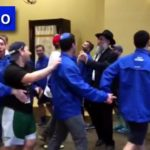 Video: Hockey Team Dances with Shliach