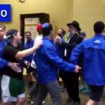 Video: Hockey Team Dances with Shliach