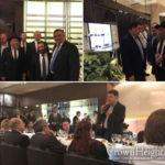 Kiev Shliach Accompanies Prime Minister to Israel